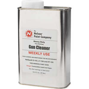 Nelson Heavy Duty Paint Gun Thinner, 30.5 fl. oz.