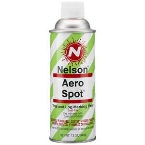 Nelson AeroSpot Spray Paint, White