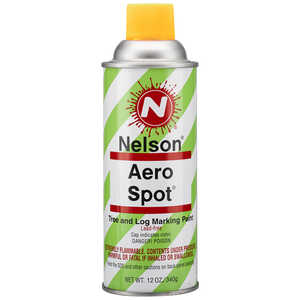 Nelson AeroSpot Spray Paint, Yellow
