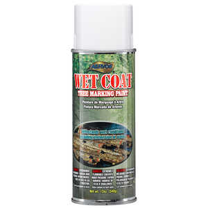 Aervoe Wet Coat Wet Surface Tree Marking Paint, White