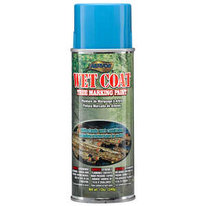 Aervoe Wet Coat Wet Surface Tree Marking Paint, Blue