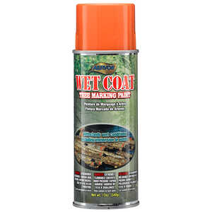Aervoe Wet Coat Wet Surface Tree Marking Paint, Orange