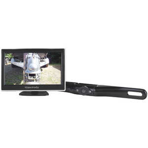 Rear-View License Plate Camera Kit