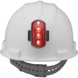 FoxFire Hard Hat Light, Red