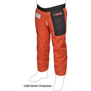 Elvex ProChapsZ Chain Saw Chaps, 39˝ Long