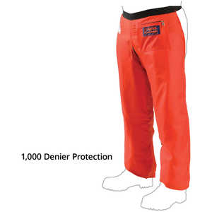 Elvex 94 Series ProChaps Chain Saw Chaps, 38""