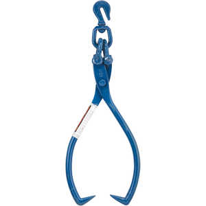 "Skidding Tongs, 25"" with Swivel Grab Hook"