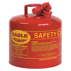 EAGLE Type I Safety Can, 5-gal. Capacity
