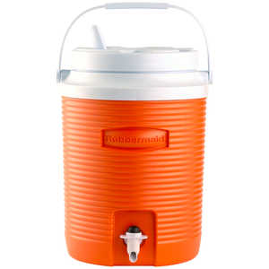 Rubbermaid Water Cooler, Two Gallon