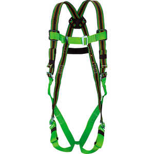 Miller Duraflex Full-Body Harness, Single D-Ring