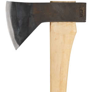"Council Sport Utility 2 lb. Hudson Bay Axe with 28"" Curved Hickory Handle"