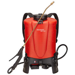 Birchmeier REB 15 AC1 Li-Ion Backpack Sprayer, 4-Gallon