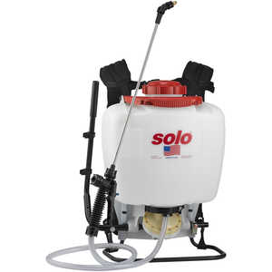 Solo Model 475-B Professional Backpack Sprayer, 4 Gallon Diaphragm Pump