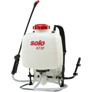 Model 473P Solo Backpack Sprayer Piston Pump, 3 Gal.