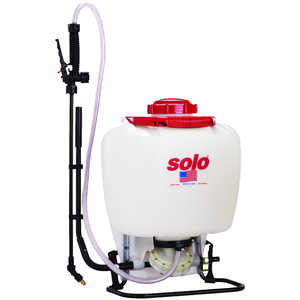 Model 475-101 Solo Backpack Sprayer Diaphragm Pump, 4 Gal.