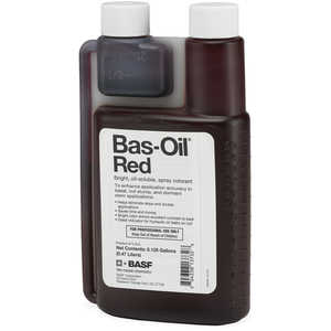 Bas-Oil Red Dye, One Pint