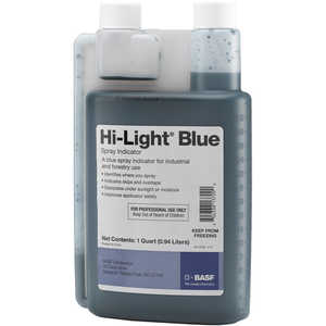 Hi-Light Dye Liquid, 1 Quart