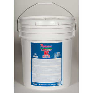 Premiere Liquid Ice Melter, 5-Gallon Pail, Clear