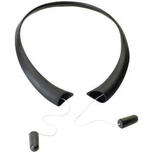 Walker's Neckband with Retractable Ear Plugs