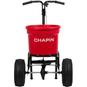 Chapin Commercial Broadcast Spreader, Model 82050C, 70 lb. Capacity