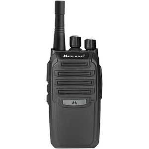 Midland BizTalk BR200 Two-Way Radio, 2-Watt, 16-Channel