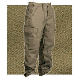 Crew Boss™ 7 oz. Advance™ Fabric Brush Pants