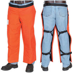 SwedePro Nine-Layer Chain Saw Chaps, 32˝L