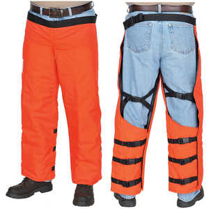 SwedePro™ Nine-Layer Chain Saw Wrap Chaps