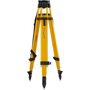 "Forestry Suppliers Heavy-Duty Wood/Fiberglass 5/8"" x 11 Dual-Clamp Tripod"