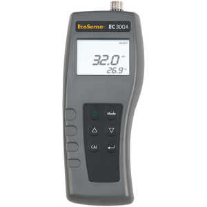 YSI EcoSense EC300A Conductivity/Salinity/Temperature Meter