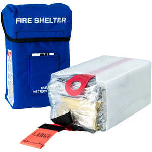 New Generation Forest Fire Protection Shelter, Large