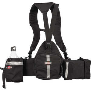 True North Spyder Gear Pack, Black
