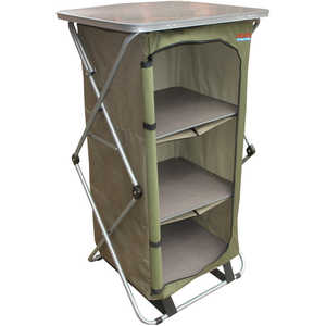 Bushtec Adventure Sierra Single Camp Cupboard