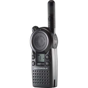 Motorola CLS Series 2-Way Radio Model 1110 1-Channel UHF