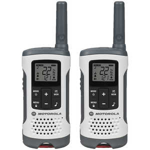 Motorola Talkabout Two-Way Radios Model T260, Pack of 2