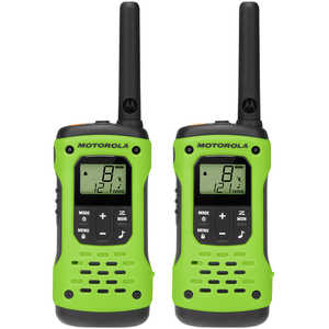 Motorola Talkabout Two-Way Radios Model T600 H2O, Pack of 2