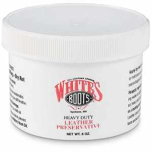 White's Boots Leather Boot Preservative