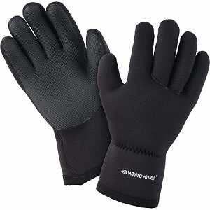 Whitewater Outdoors® Fleece-Lined Neoprene Gloves