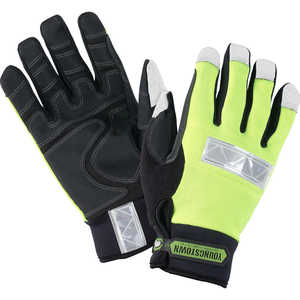 Youngstown Safety Lime Waterproof Winter Gloves