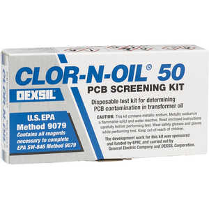 Dexsil Clor-N-Oil PCB Screening Kit