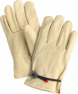 Wells Lamont Palomino Grain Cowhide Gloves, X-Large