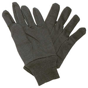 "Wells Lamont® ""Handy Hands"" Brown Jersey Gloves"