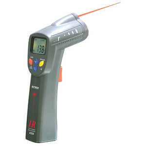 Extech® IR Thermometer with Laser
