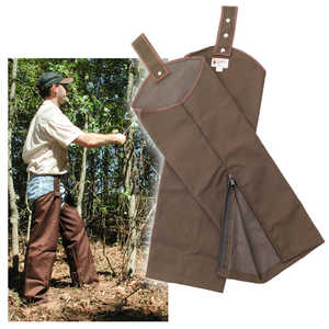 "Bushwackers Briar-Proof Chaps, Regular, Short 28""-30"" Inseam"