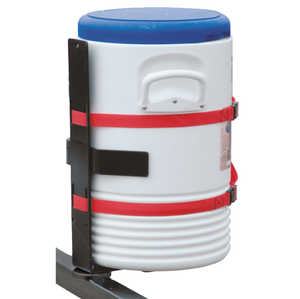 Landscape Trailer Water Cooler Rack