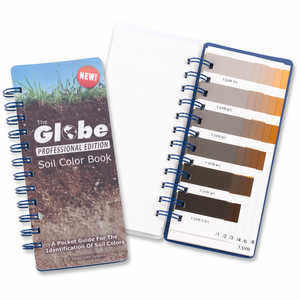 Globe Professional Edition Soil Color Book