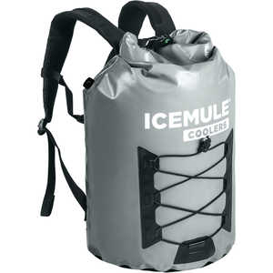 IceMule Pro Cooler, Large, 23-Liter Capacity, Grey