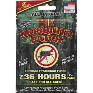 The Mosquito Patch, Pack of 2 patches