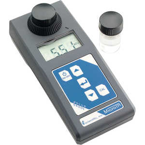 H. F. Scientific Micro TPI Portable Turbidimeter