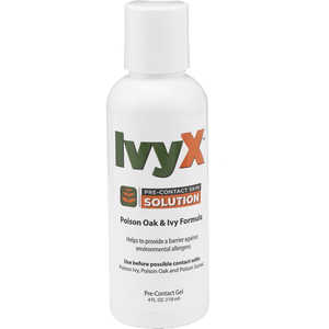 IvyX Pre-Contact Solution, 4 oz. Bottle
